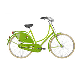 Ortler Van Dyck - Bicicleta holandesa - verde lima